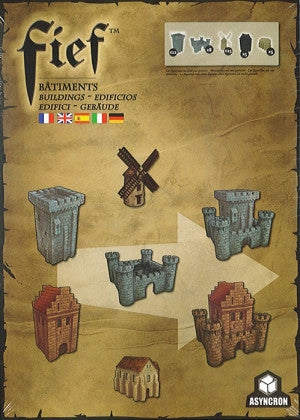 Fief: Extension Buildings