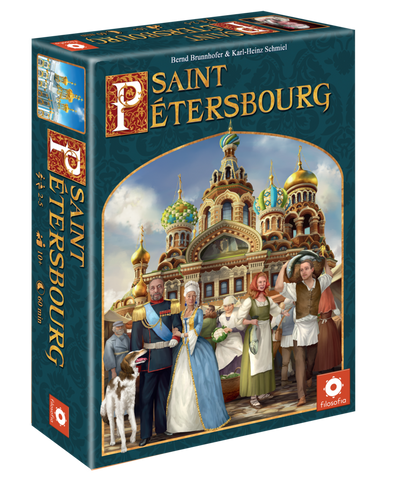 Saint Petersburg (second edition) (French)