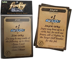 Firefly: Out to the Black – Serenity Bonus Pack