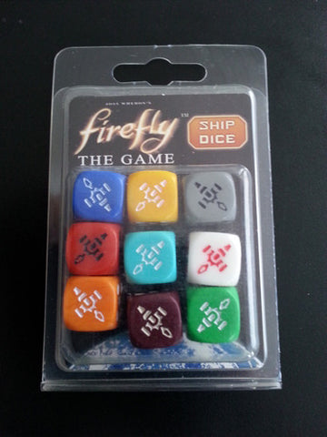 Firefly: The Game – Ship Dice