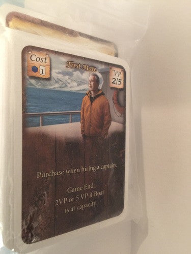 Fleet: Arctic Bounty - 54 Card Expansion Pack