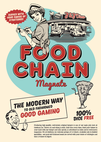 Food Chain Magnate (5th Print)