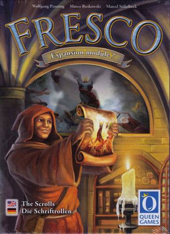 Fresco: Expansion Module 7 – The Scrolls