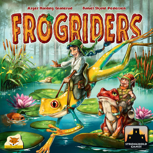 Frogriders (Stronghold Edition)