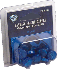 Gaming Tokens: Blue