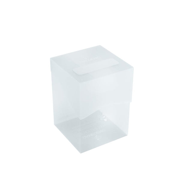 Gamegenic: Deck Holder Deck Box - Clear (100ct)