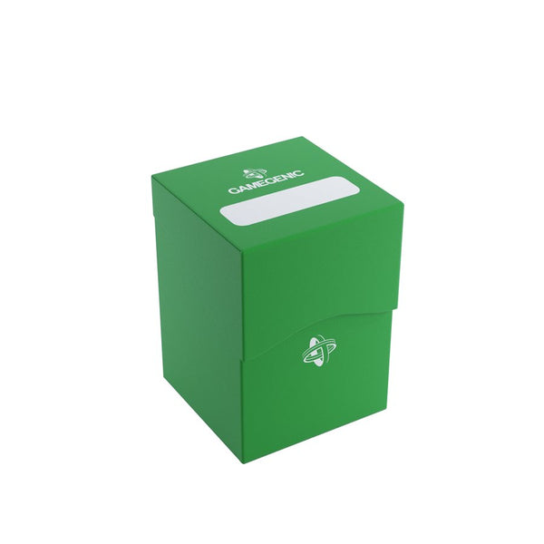 Gamegenic: Deck Holder Deck Box - Green (100ct)