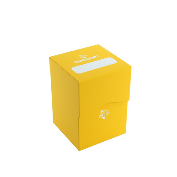 Gamegenic: Deck Holder Deck Box - Yellow (100ct)