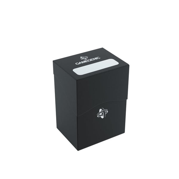 Gamegenic: Deck Holder Deck Box - Black (80ct)
