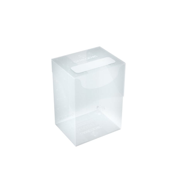 Gamegenic: Deck Holder Deck Box - Clear (80ct)