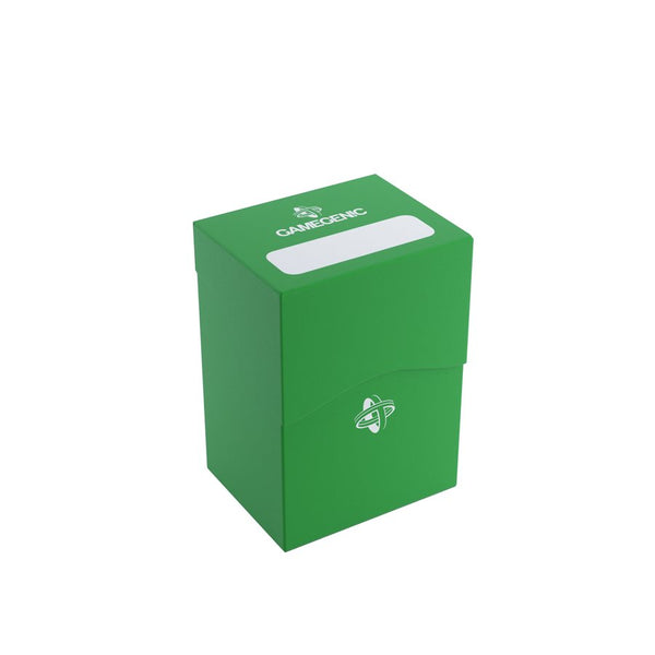 Gamegenic: Deck Holder Deck Box - Green (80ct)