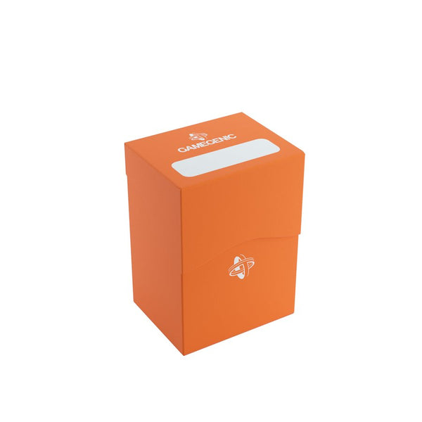 Gamegenic: Deck Holder Deck Box - Orange (80ct)