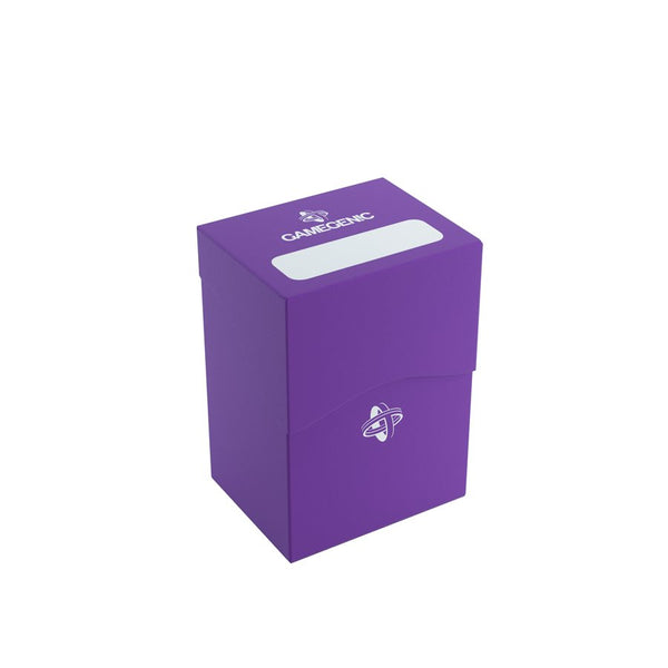 Gamegenic: Deck Holder Deck Box - Purple (80ct)