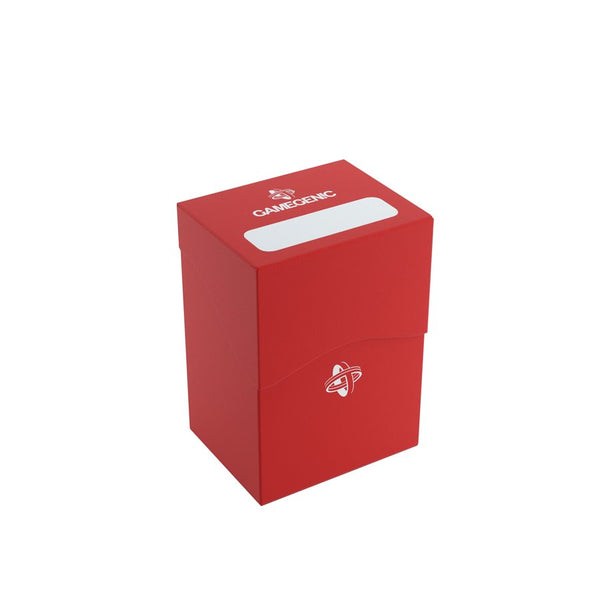 Gamegenic: Deck Holder Deck Box - Red (80ct)