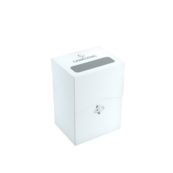 Gamegenic: Deck Holder Deck Box - White (80ct)