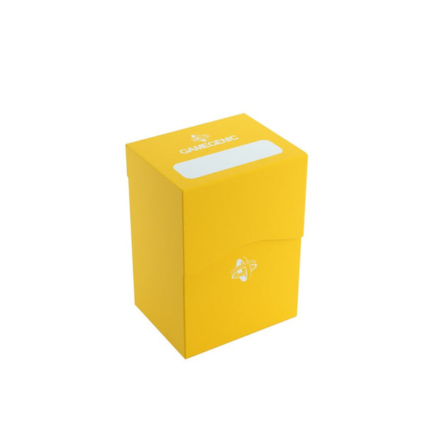 Gamegenic: Deck Holder Deck Box - Yellow (80ct)