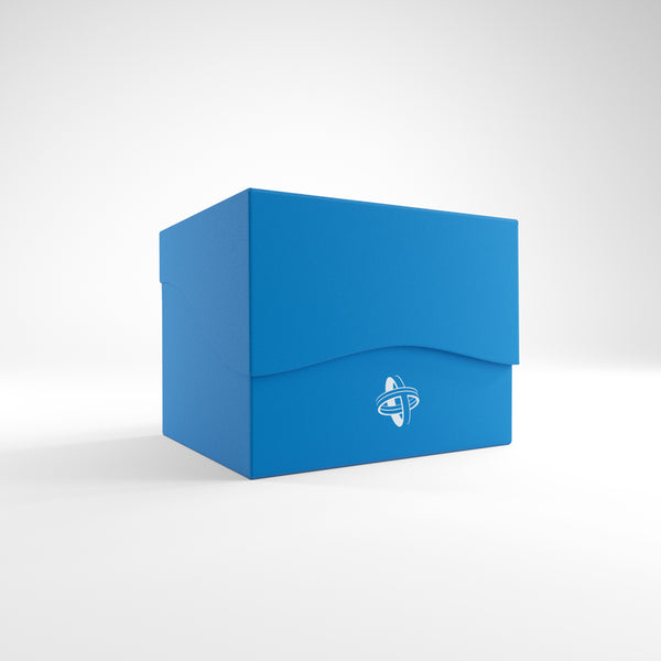 Gamegenic: Side Holder XL Deck Box - Blue (100ct)