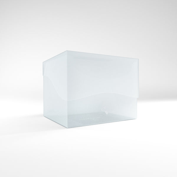 Gamegenic: Side Holder XL Deck Box - Clear (100ct)