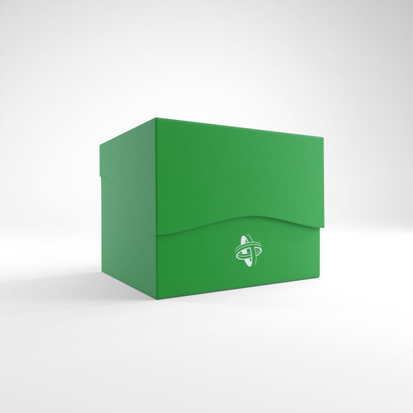 Gamegenic: Side Holder XL Deck Box - Green (100ct)