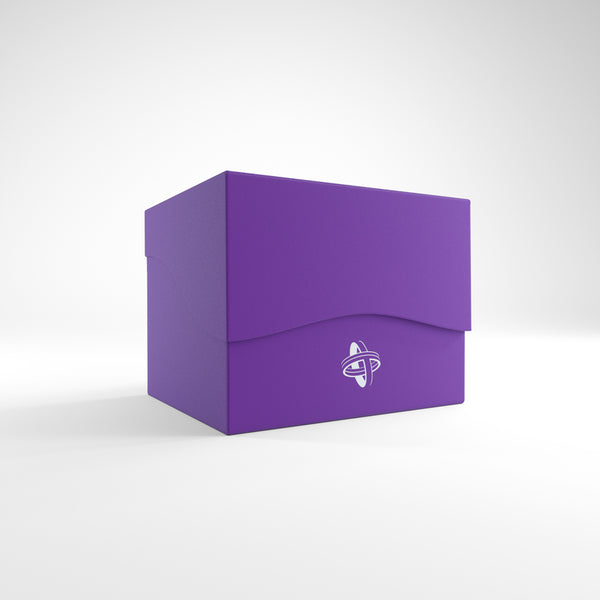 Gamegenic: Side Holder XL Deck Box - Purple (100ct)