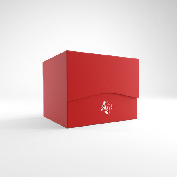 Gamegenic: Side Holder XL Deck Box - Red (100ct)