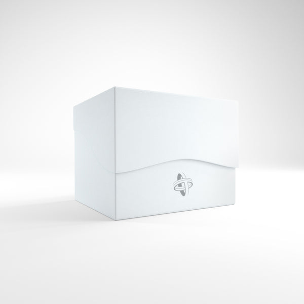 Gamegenic: Side Holder XL Deck Box - White (100ct)