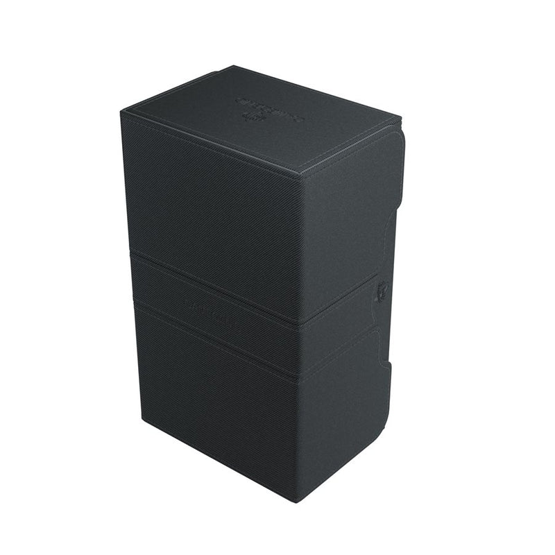 Gamegenic: Stronghold Convertible Deck Box - Black (200ct)
