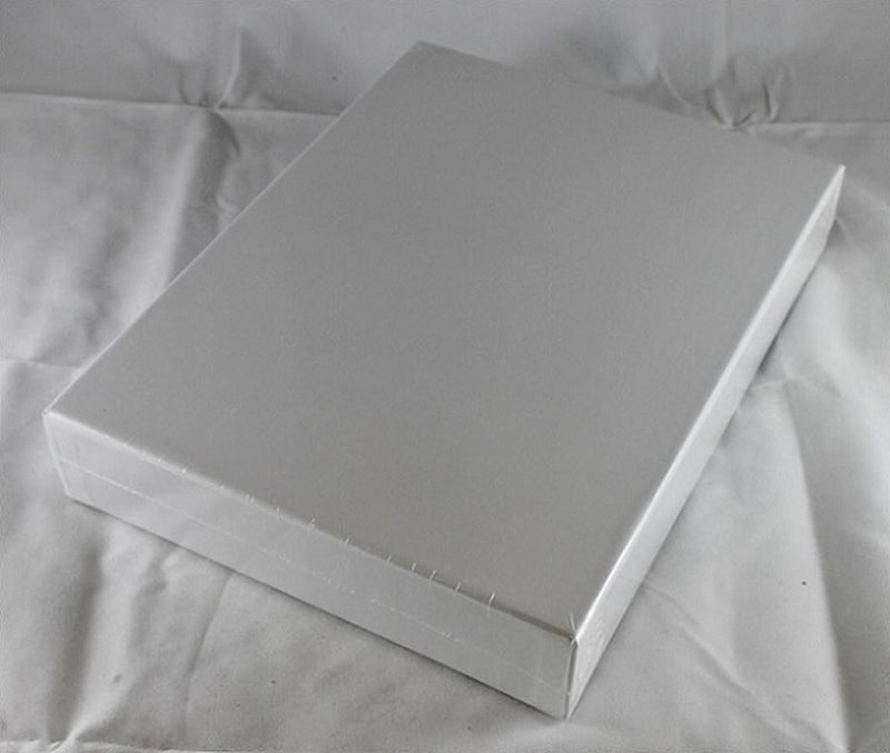 "2"" Deep Heavy Duty White Game Box"