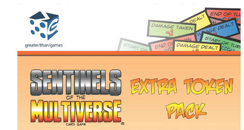 Sentinels of the Multiverse: Extra Token Pack