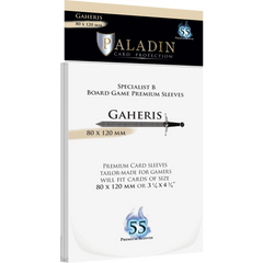 Paladin Card Protection: Gaheris (80 × 120 mm)
