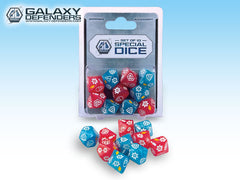 Galaxy Defenders: Dice Set