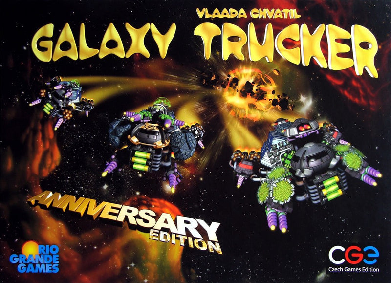 Galaxy Trucker: Anniversary Edition