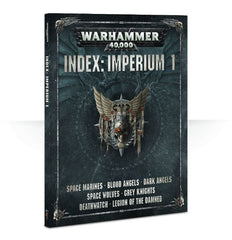 Games Workshop - Index: Imperium 1