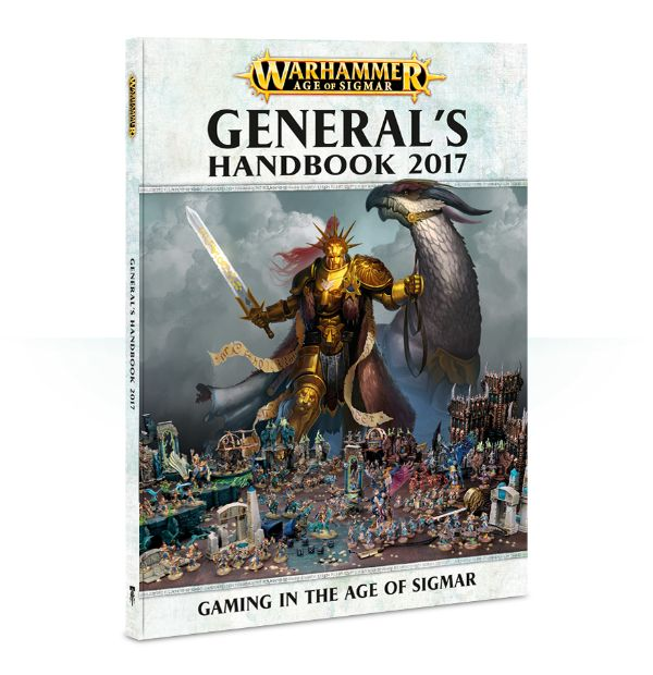 Games Workshop - Warhammer Age of Sigmar: General's Handbook 2017