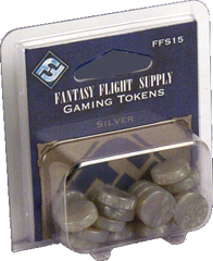 Gaming Tokens: Silver