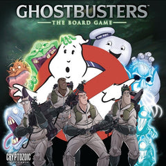 Ghostbusters: The Board Game (Kickstarter Retailer Edition) (Opened Box)