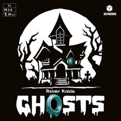 Ghosts (aka Spirits!) (French)