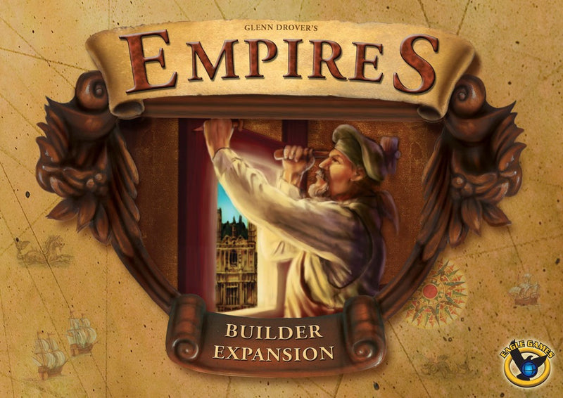 Glenn Drover's Empires: The Age of Discovery - Builder Expansion