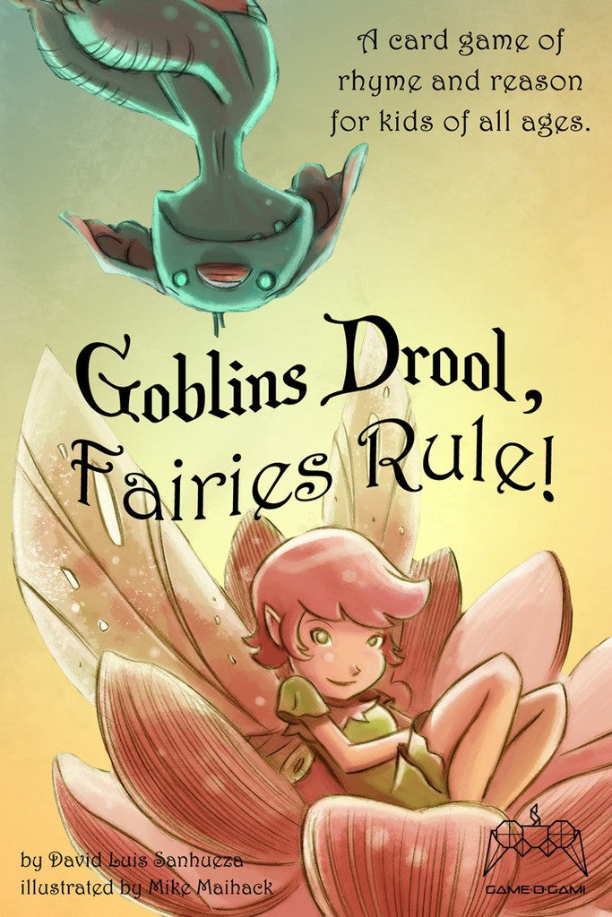 Goblins Drool, Fairies Rule! (Damaged Box)