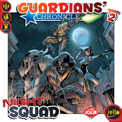 Guardians' Chronicles: Night Squad
