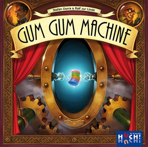 Gum Gum Machine
