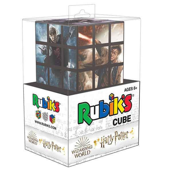 Rubik's Cube: Harry Potter™ – Battle of Hogwarts