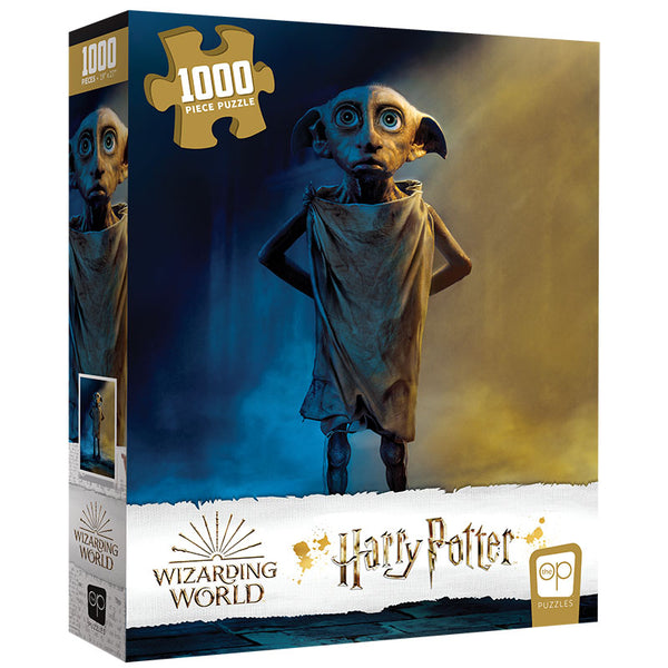 Puzzle - USAopoly - Harry Potter: Dobby (1000 Pieces)