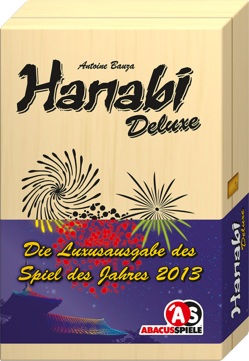 Hanabi Deluxe (Wooden Box German Import)