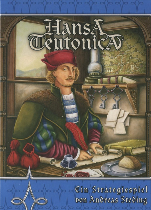 Hansa Teutonica (French Edition)
