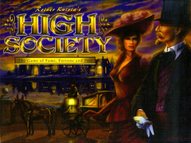 High Society (Gryphon Games Edition)