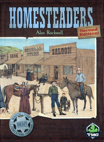 Homesteaders (Second Edition)
