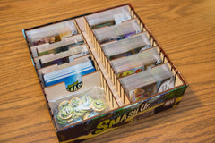 Broken Token - Smash Up Box Organizer