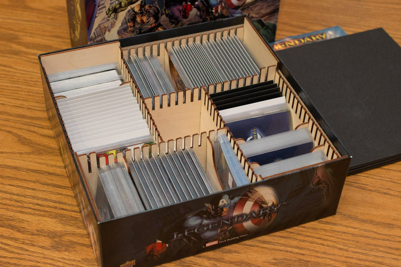 Broken Token - Legendary Box Organizer