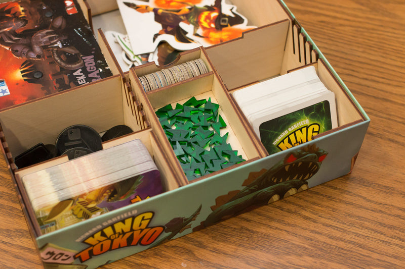 Broken Token - Lightning Tokens (King of Tokyo and King of New York)
